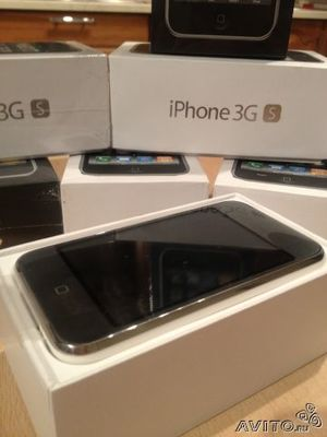 Новые Apple iPhone 3GS 16 Gb